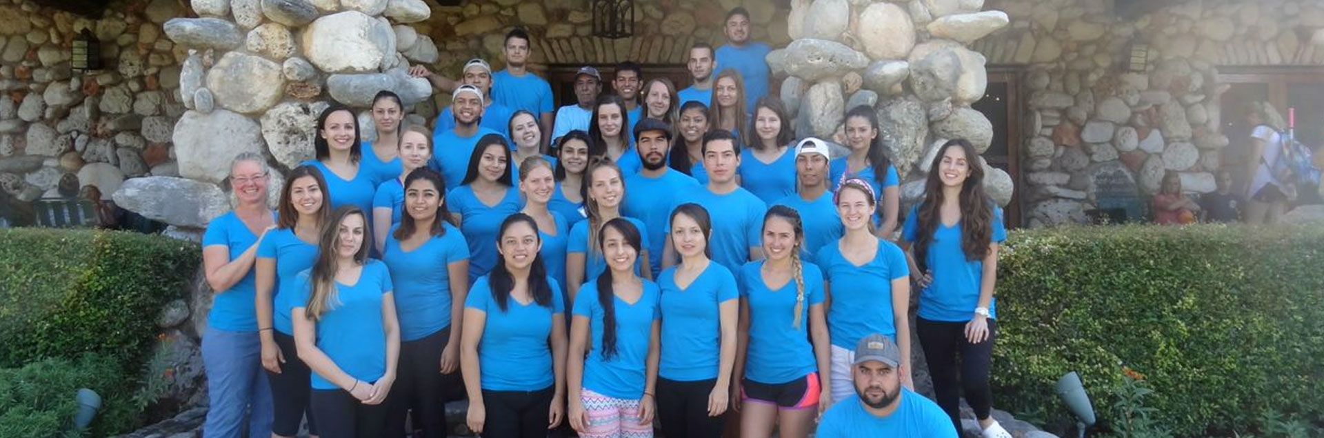 Become an Summer Camp Counselor